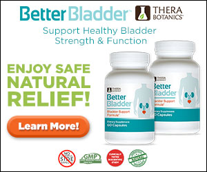 Better Bladder Suplements