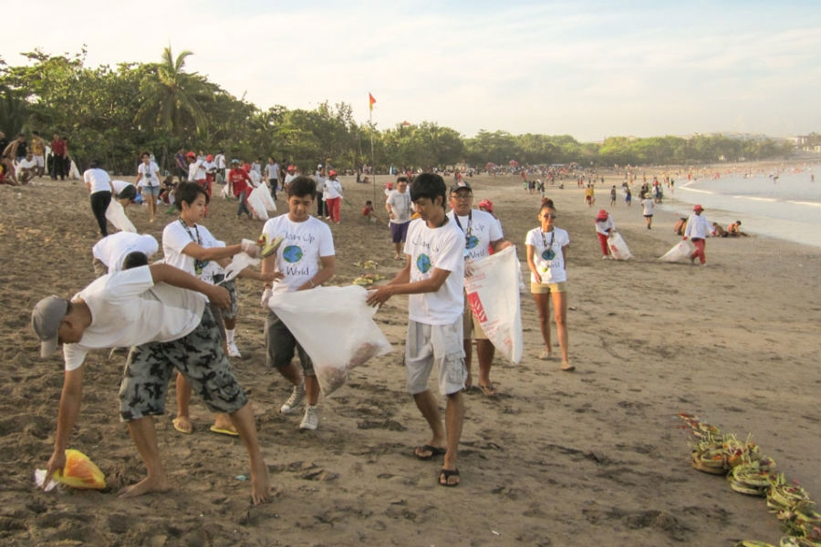 Image result for bye bye plastic bags bali