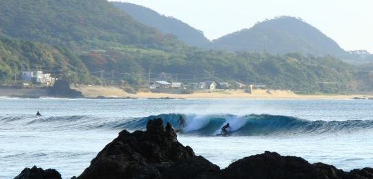 奄美大島サーフトリップ年末混雑状況