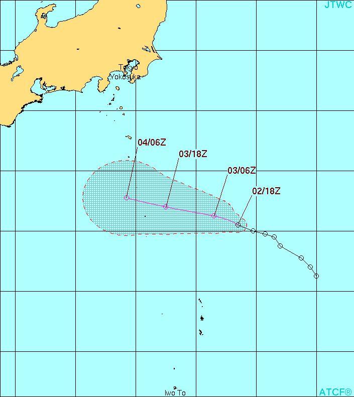 台風14号Molaveモラヴェ