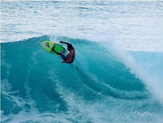 2015 Taiwan Open of Surfing