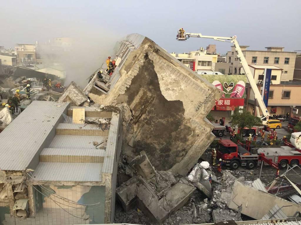 東台湾地震の影響