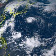 台風15号ファクサイ