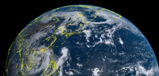 2020台風3号シンラコウ
