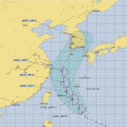 2021年台風12号オーマイス