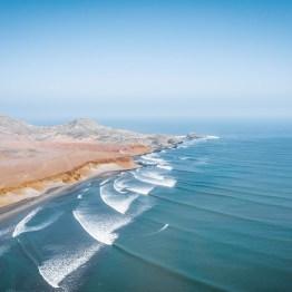 Chicama Wave by Camila Toro