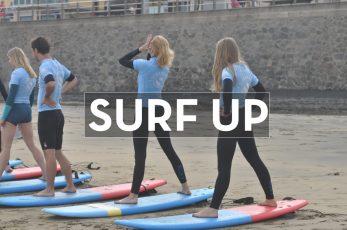 SURF UP PROMO
