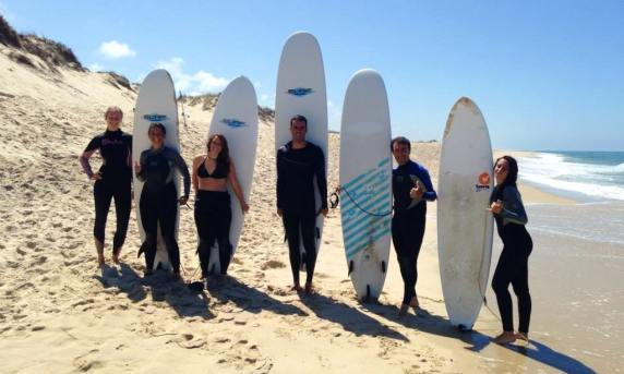 surfwyjazdy surf camp portugalia