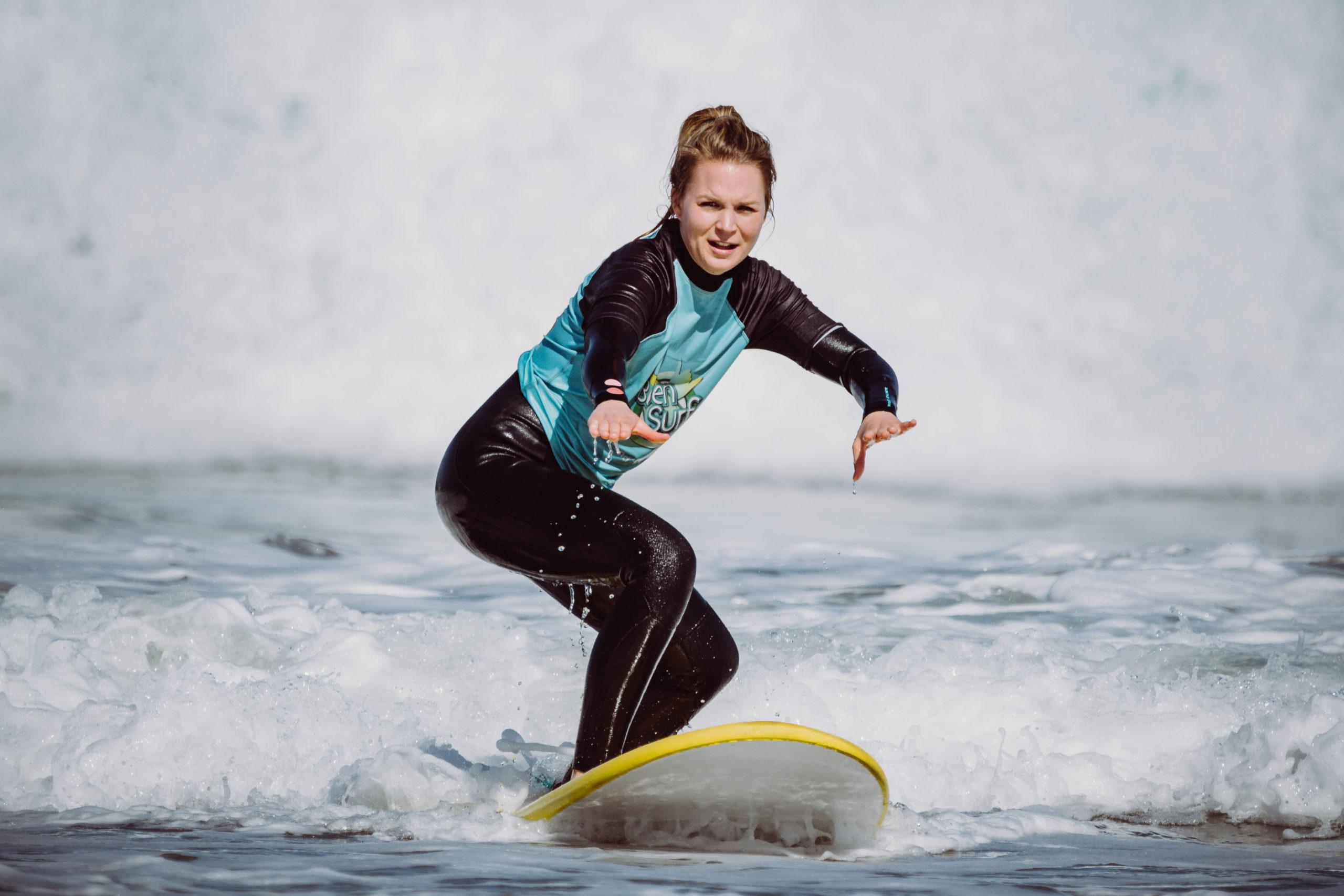 kanary surfing