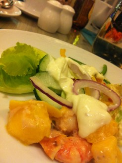 Salad ala @surgamakan