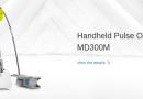 Пульсоксиметр портативный MD300M применяется в пульсоксиметрии