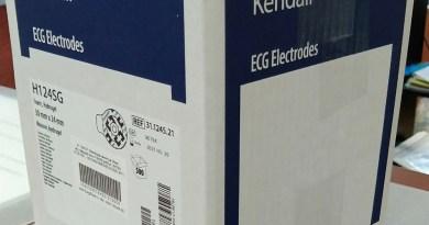 экг электроды H124SG 31.1245.21