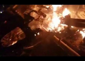 Watch The Moment US Airstrike Killed Top Iranian Commander Qassem Soleimani-Surge Zirc SA