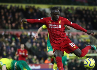 Liverpool Unbeaten Run Escape Disappointment From Norwich - SurgeZirc SA