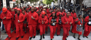 EFF Disruption Lead To SONA 2020 Being Suspended-SurgeZIrc SA