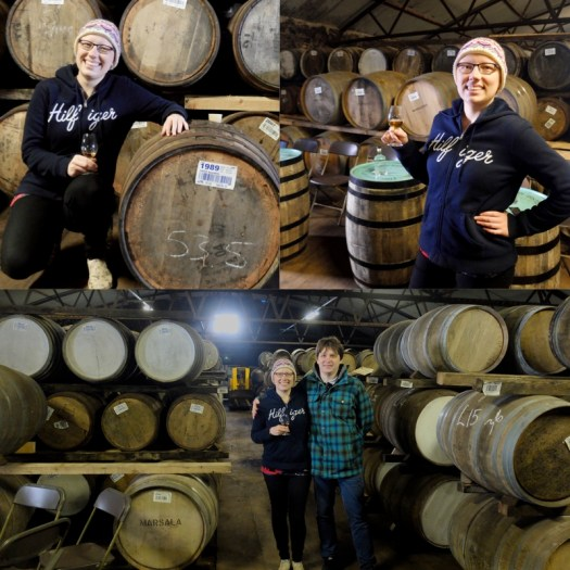 Bruichladdich warehouse experience