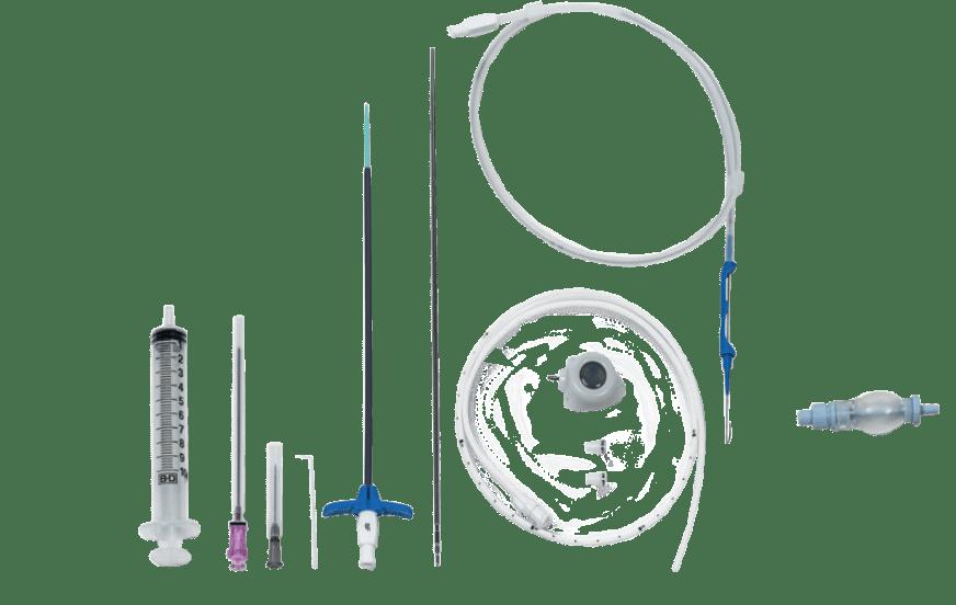 POLYSITE® Implantable port series 2000, 3000 & 4000