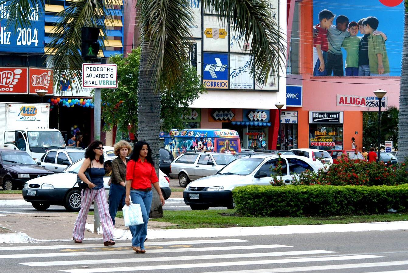 Nível de consumo do palmense cai 5,6% em julho, divulga Fecomércio