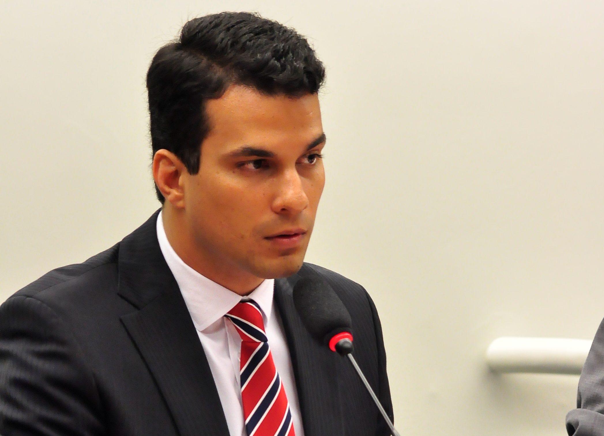 Senador eleito Irajá, cumpre compromisso com Freitas