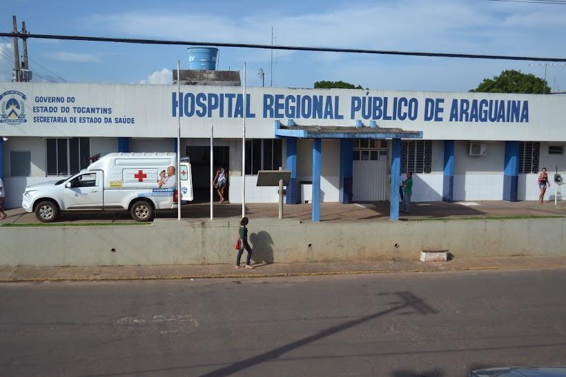 Secretário da Saúde visita hospitais regionais de Araguaína e Gurupi