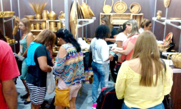 Tocantins está entre os estados campeões em vendas de artesanatos na Brasil Original