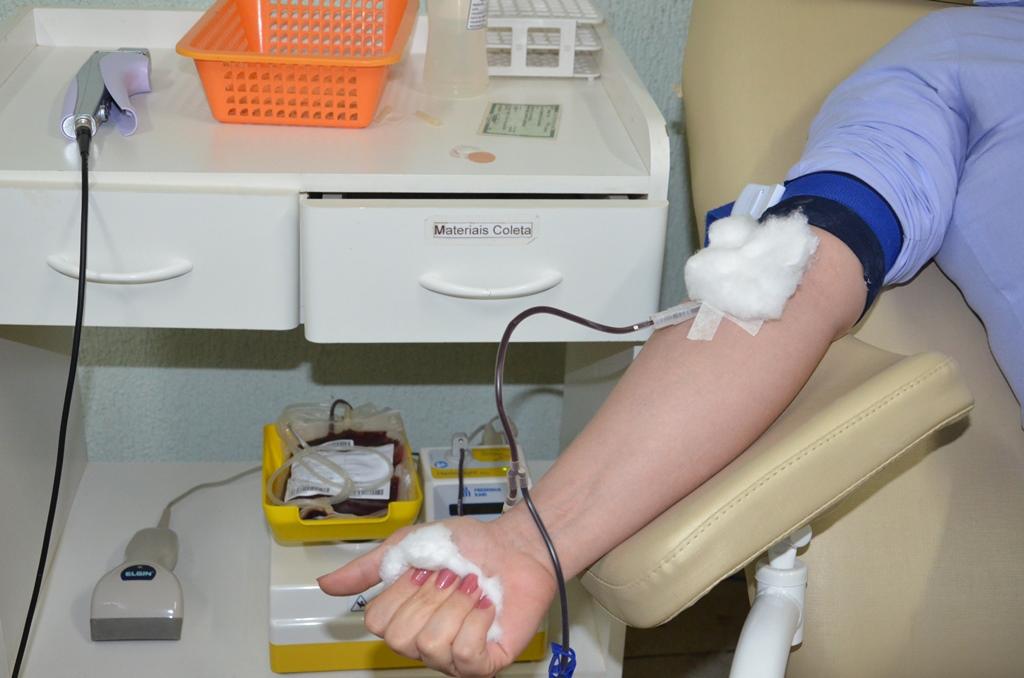 Mesmo com Copa do Mundo e Crise de abastecimento, Campanha do Junho Vermelho garantiu doações de sangue no Brasil