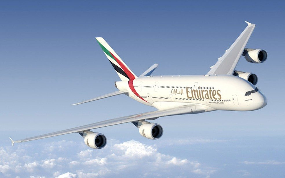 Grupo Emirates anuncia desempenho semestral para 2018-19