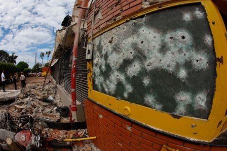 Ex-policial militar está entre os detidos por assalto à transportadora no Paraguai