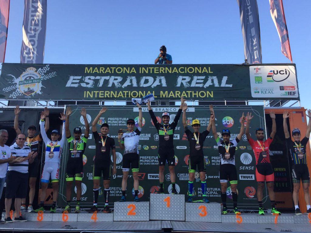Renato Rezende vence a etapa de abertura do Brasileiro de Bicicross, em Goiânia
