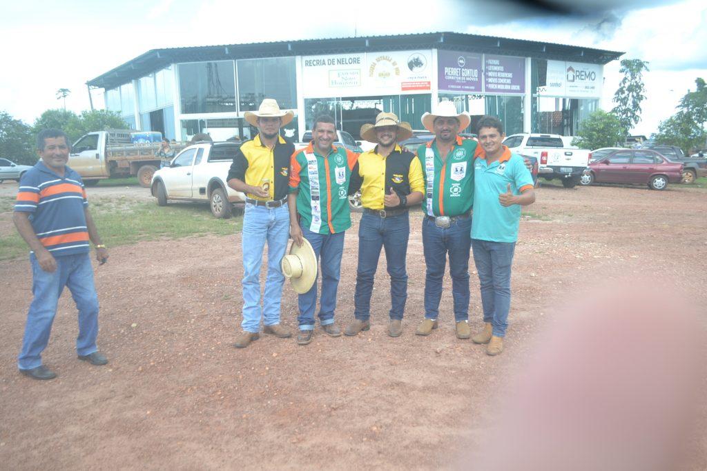 Samuel Vieira divulga Nota de Agradecimento sobre a Cavalgada Ecológica em Divinópolis TO