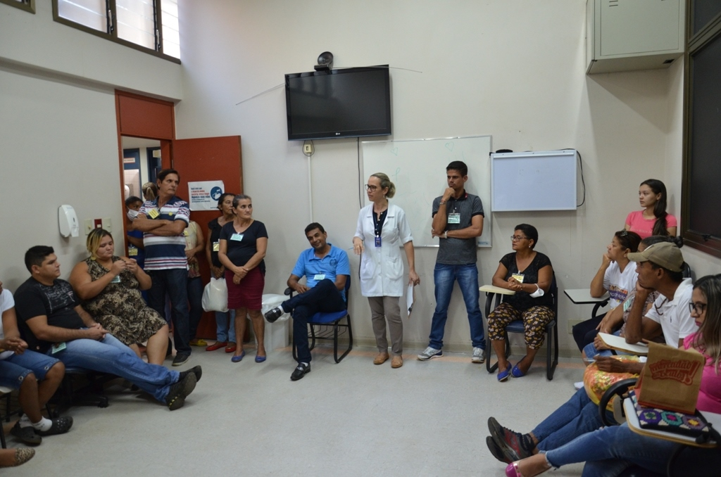 Projeto Aconchego acolhe e orienta familiares de pacientes da UTI do HGP