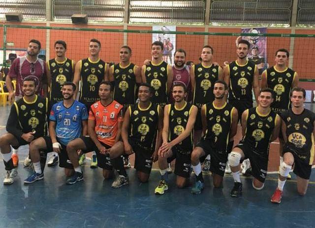 Equipe VCA de Goiânia confirma participação na V Copa Surgiu de Voleibol