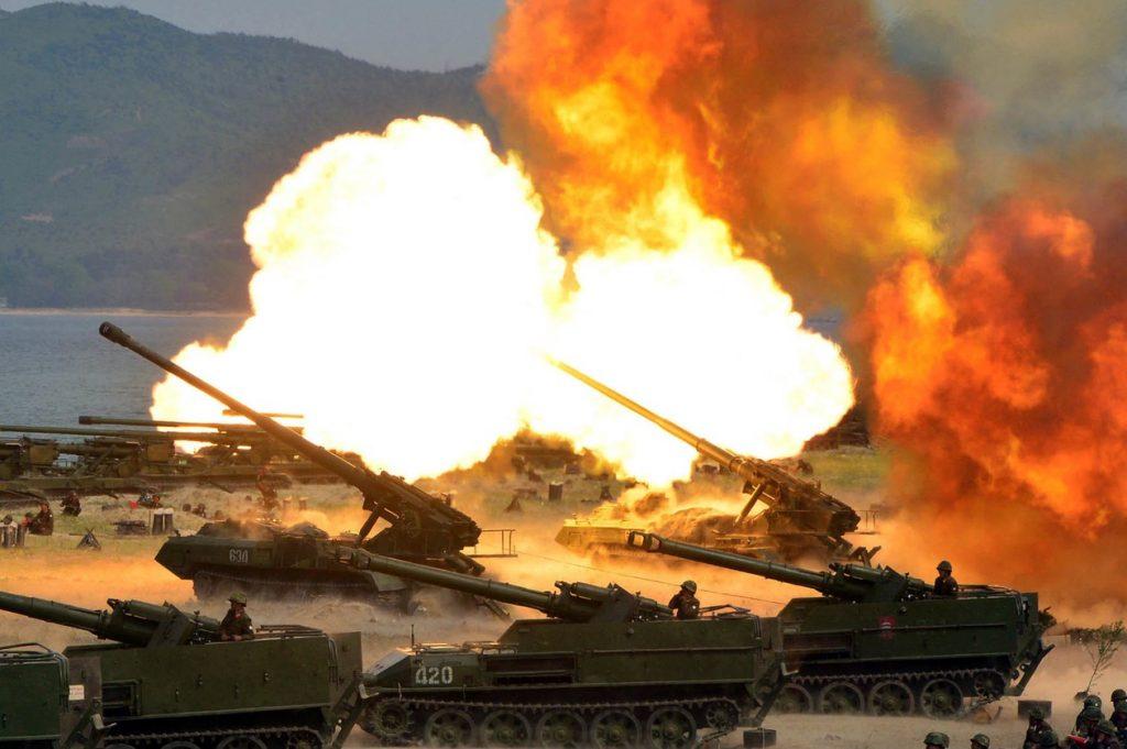 """AIEA: programa nuclear da Coreia do Norte avança """"a todo vapor"""""""