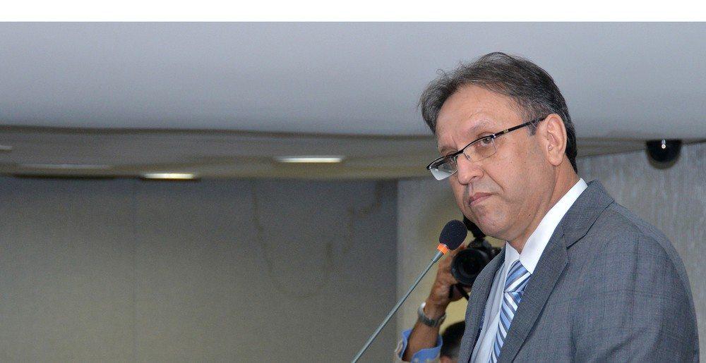 Governador Marcelo Miranda volta a ser internado por problemas de saúde