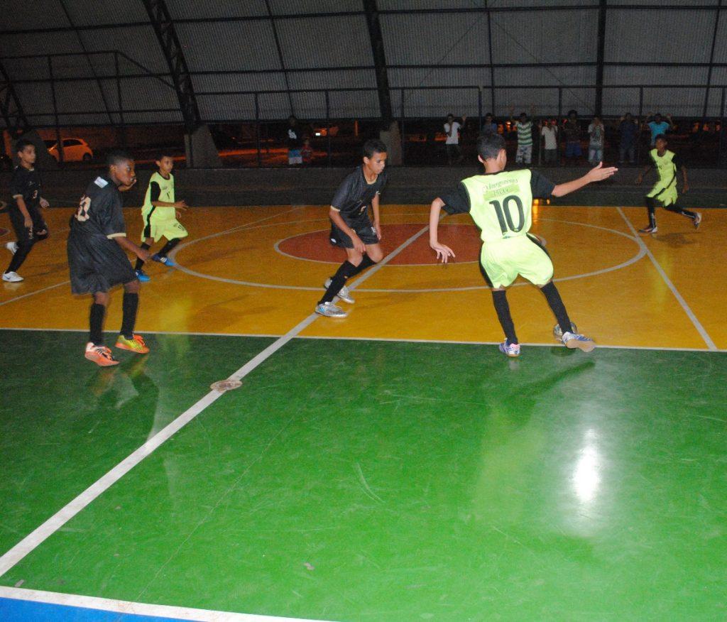 8 equipes disputa o titulo do Metropolitano sub-13