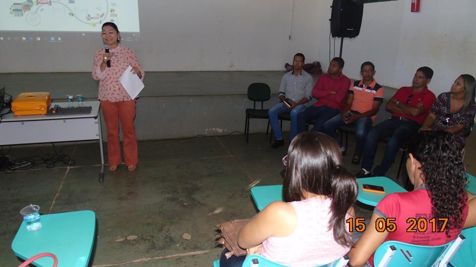 TCE implanta projeto de modelo de administração pública em Brejinho de Nazaré