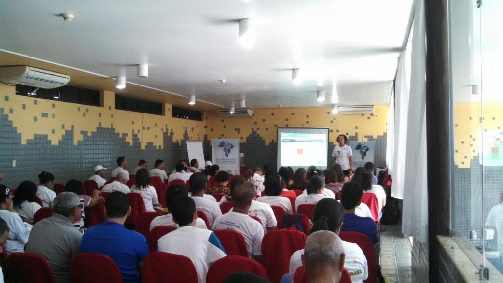 Projeto do IEE e Petrobras capacita professores de Alagoas em esporte educacional