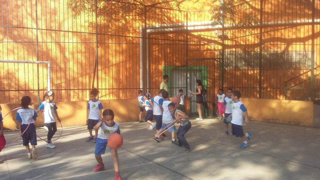 Heliópolis é palco de evento esportivo do IEE, de Ana Moser, no sábado (27)