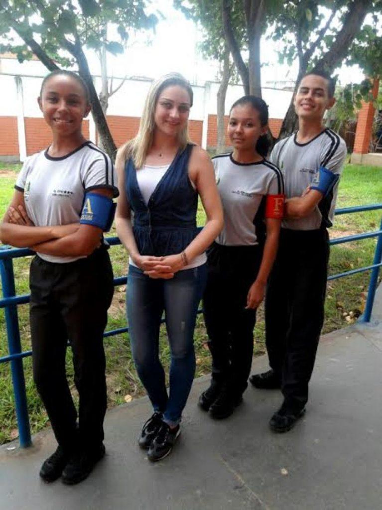 Alunos do Colégio da PM em Araguaína são classificados para próxima fase da Olimpíada Nacional de História