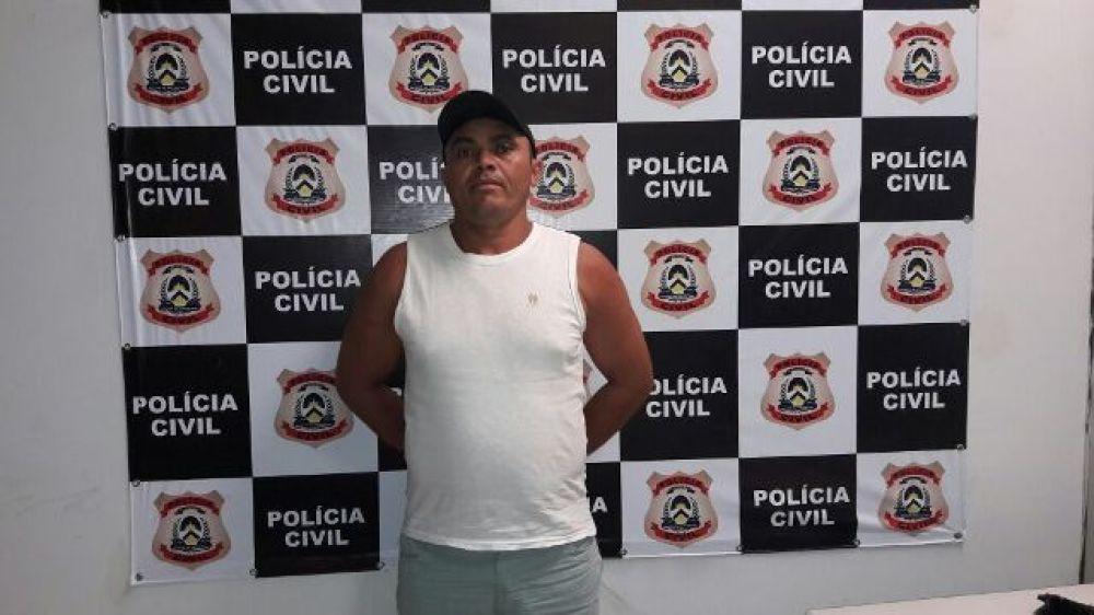 Homem suspeito de roubar funcionários de empresa é preso pela Polícia Civil em Palmas