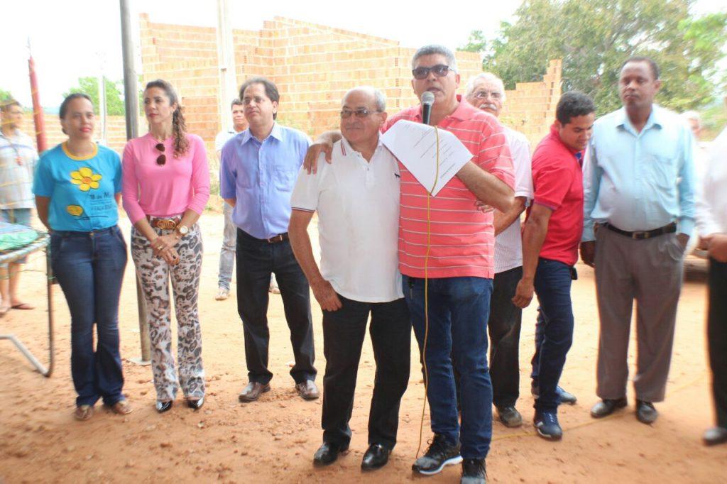 Em Araguatins Rocha Miranda participa de evento beneficente