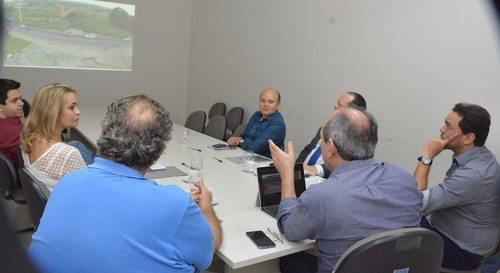 Dimas apresenta Araguaína como ambiente seguro para investimentos