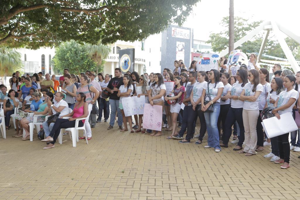 Depoimentos marcam Semana de Luta Antimanicomial em Araguaína