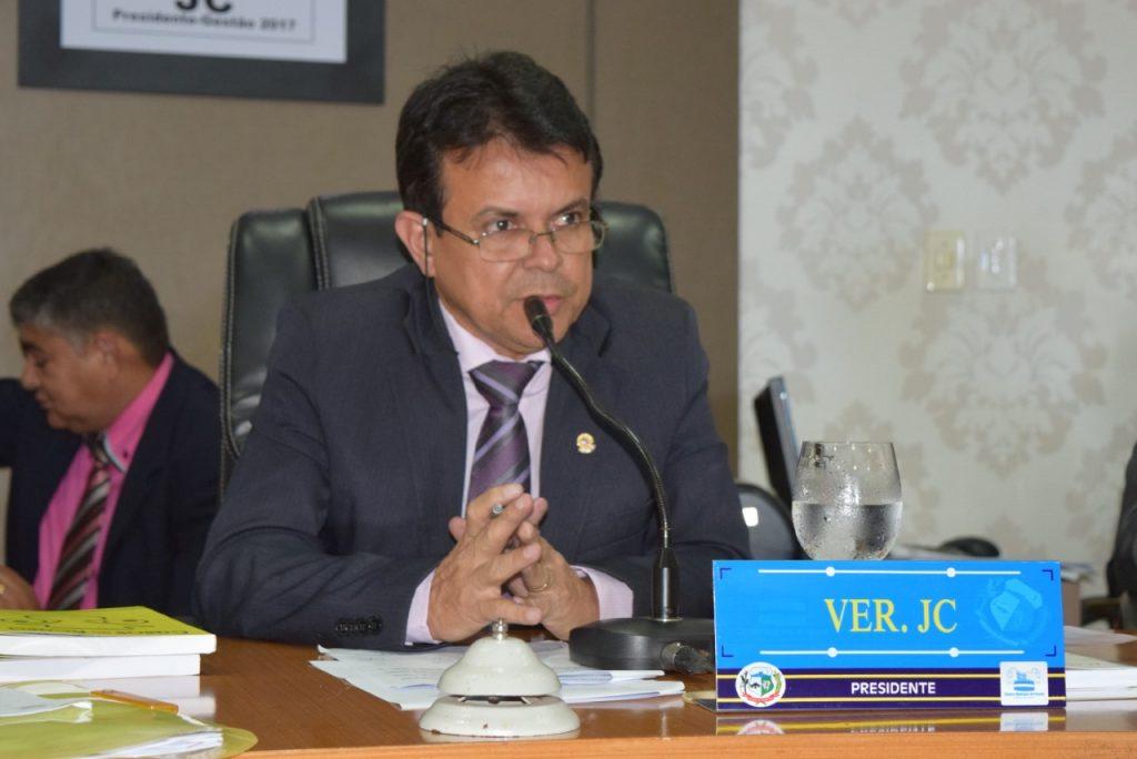 Concurso da Câmara de Paraíso recomendado pelo MPE já consta no orçamento de 2017, diz presidente JC