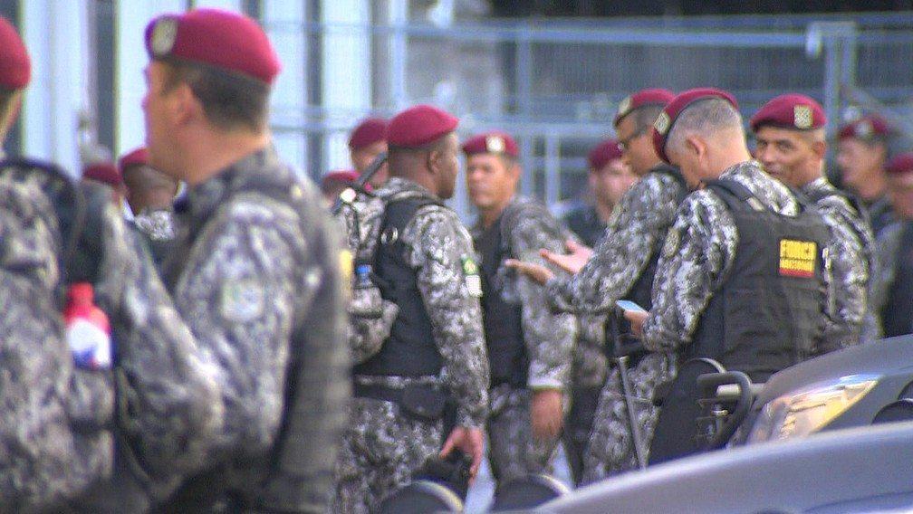 Prisões por ataques sobem para 383 no Ceará