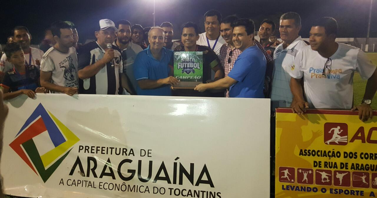 Credo/Boleiros vence 1º Campeonato Municipal de Futebol Amador