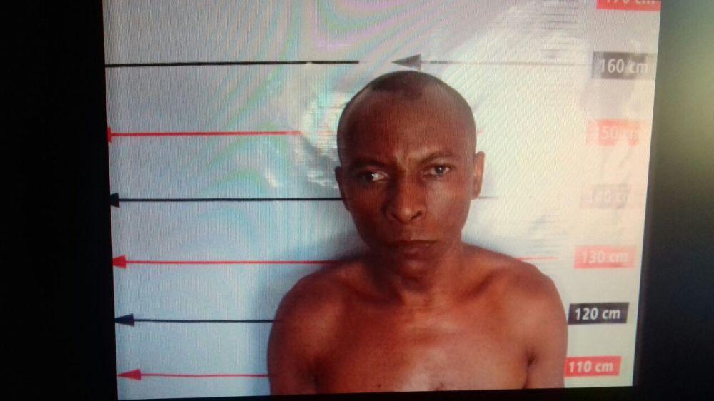 Polícia Civil prende homem suspeito de abusar sexualmente de três crianças no interior do Estado