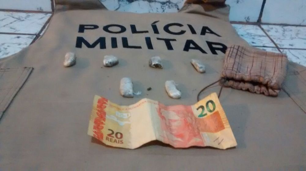 Menor de apenas 12 anos é detido por suspeita de tráfico de drogas em Gurupi