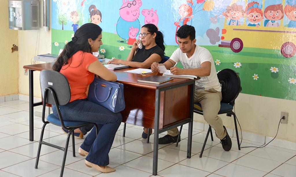 Tocantins tem o único Caps Infantil da Região Norte e oferece tratamento gratuito em saúde mental