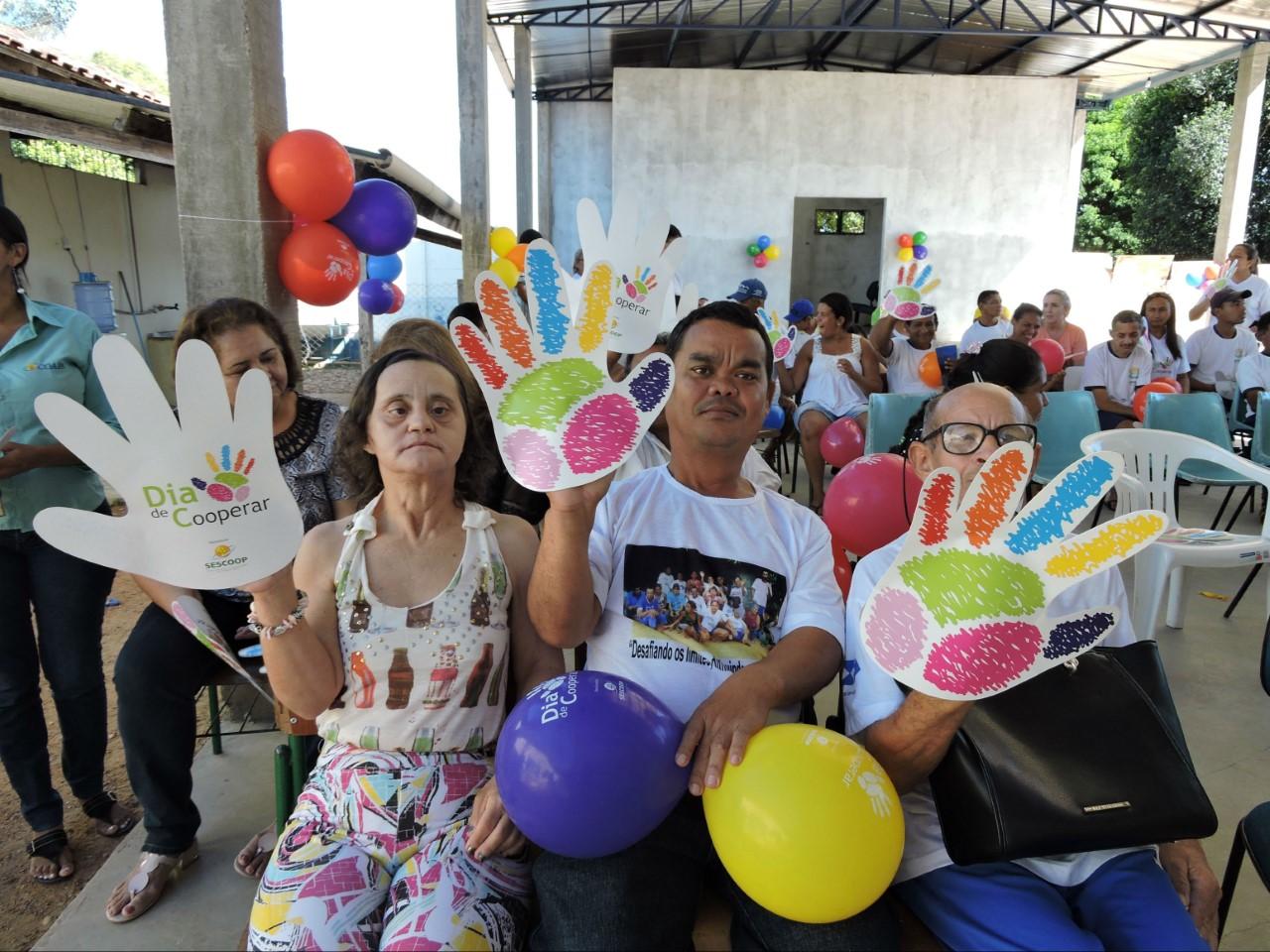Cooperativas lançam campanha para melhorar espaço físico da APAE de Pedro Afonso